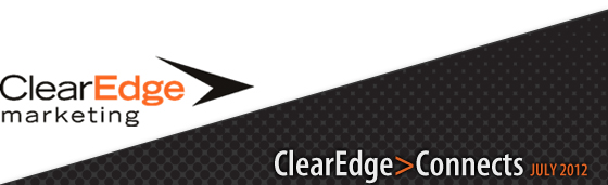 ClearEdge Connects Newsletter - July 2012